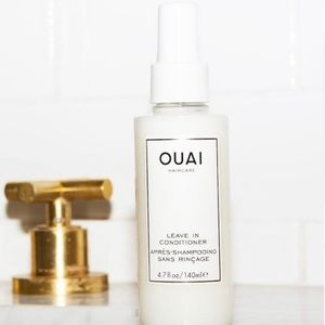 Unopened Ouai Leave in Conditioner